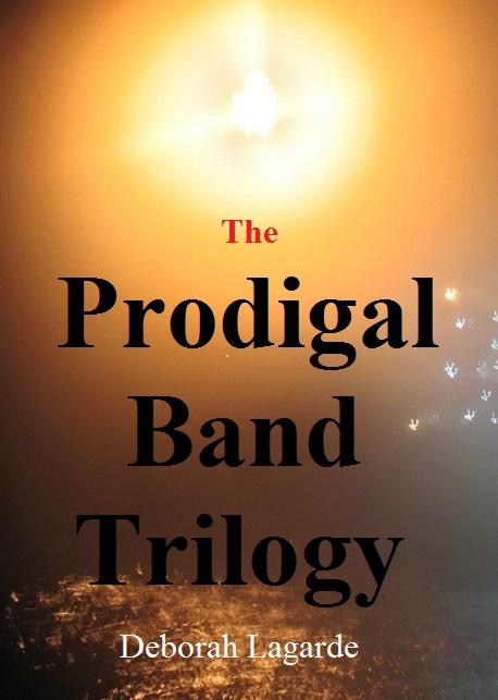 The Prodigal Band Trilogy E-book to be Uploaded to Lulu.com Tomorrow or Monday